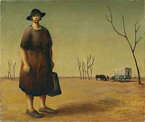 Drysdale_The_Drovers_Wife_1945